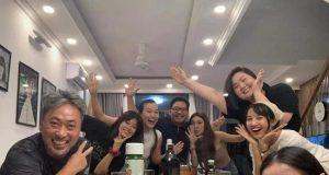 Sau cú sốc chia tay Ngô Kiến Huy, Khổng Tú Quỳnh bất ngờ mở tiệc ăn mừng khiến fan hả hê